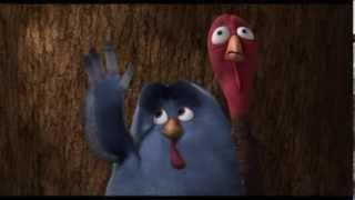 Free Birds 2013// Trailer