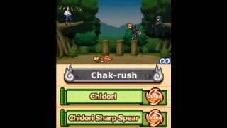 naruto shippuden shinobi rumble todos os personagens e batalha