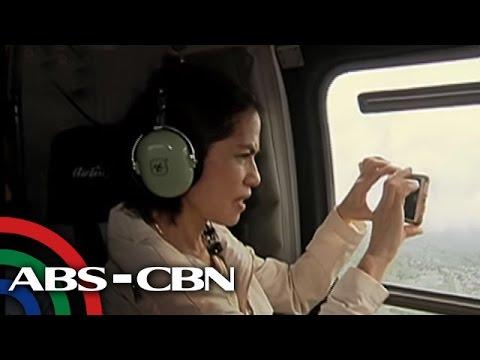 TV Patrol: Gina, bumisita sa pinakamalaking open pit mining sa bansa