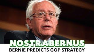 Bernie's Prediction On Tax Reform Comes True