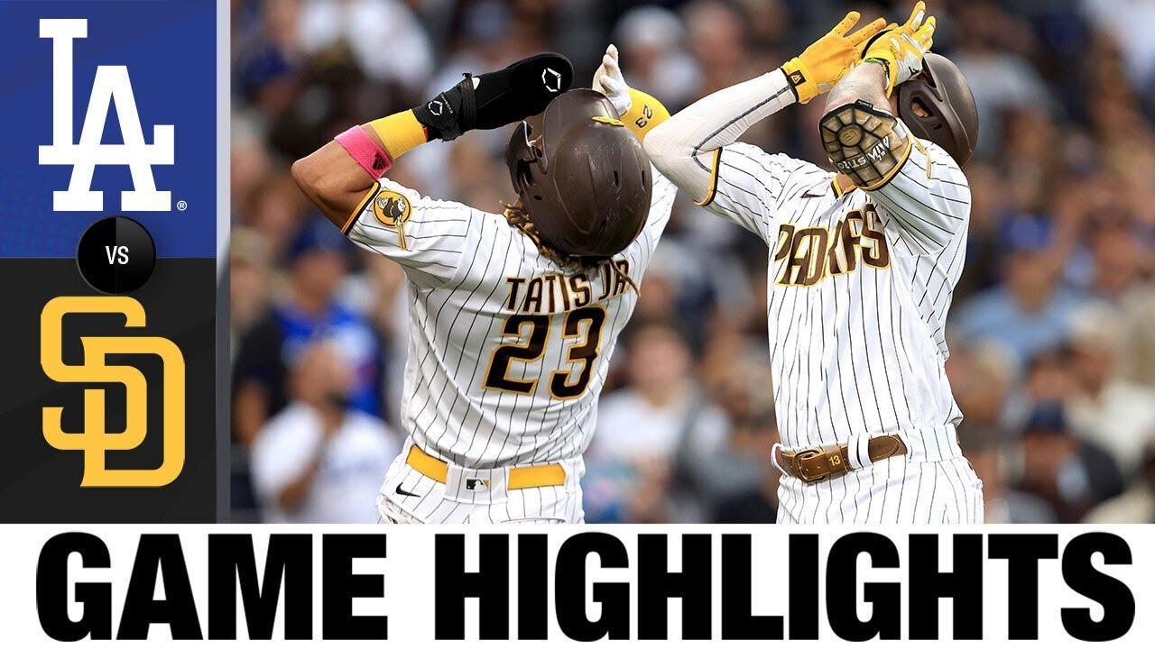 Download Dodgers vs. Padres Highlights (6/21/21) | MLB Highlights