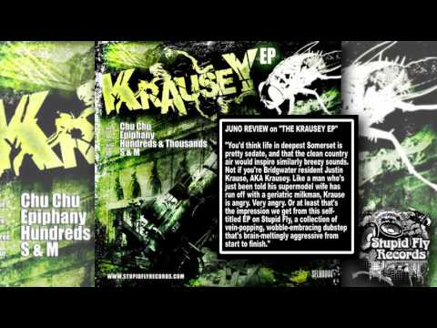 Krausey EP - EP Preview Dubstep Mix - Stupid Fly Records (USA)