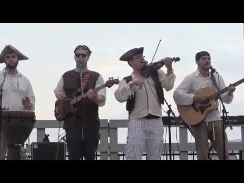 The Galley Rats @ The Eastport Pirate Festival