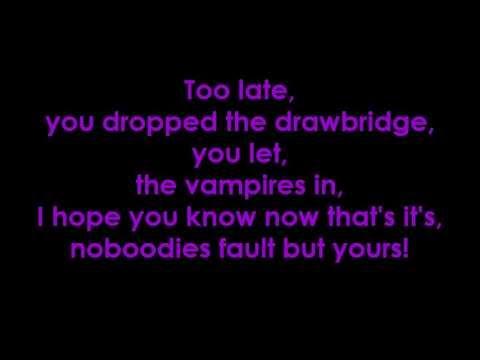 Pendulum - The tempest lyrics