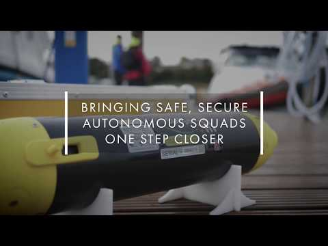 Thales and the University of Southampon collaborate for the future of Maritime Autonomy