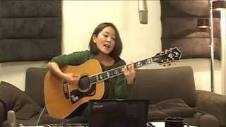 2013/1/27(日) 森恵さんのUSTREAMライブより Cool Guitar and Lovely ...