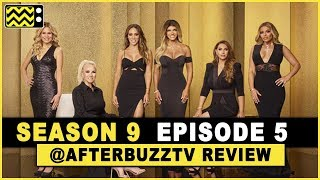 Real Housewives of New Jersey Season 9 Episode 5 Review & After Show