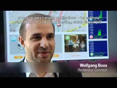 Huawei LTE Trial in Austria (Video) .flv
