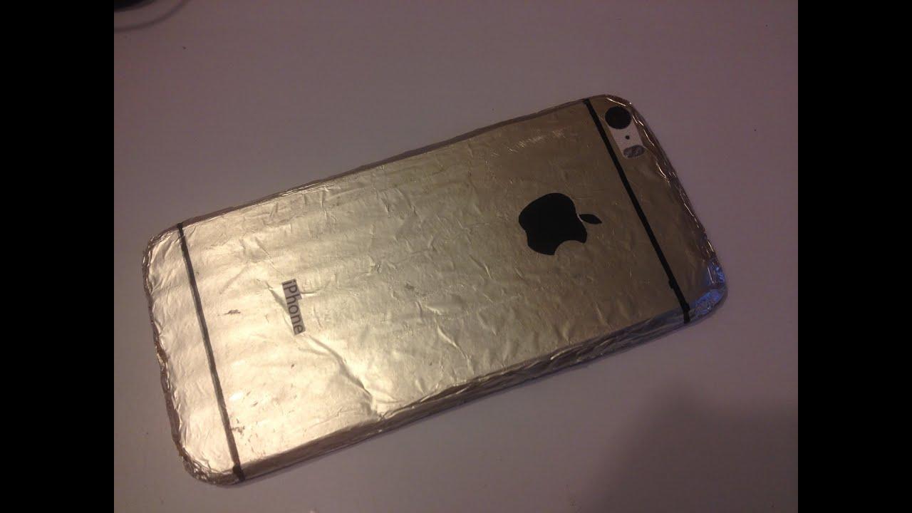 Айфон 6 из бумаги схемы