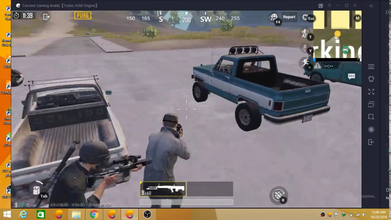 Official Pubg Mobile Gameplay: PUBG MOBILE 0.9 TENCENT GAMING BUDDY