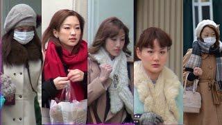 2015.1.16 shooting FLOWER TROUPE 「風の次郎吉」東京公演のため...