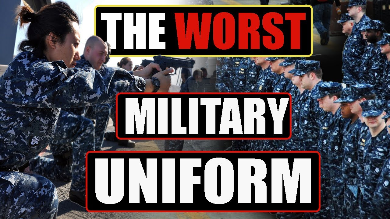 The U.S. Military Wants You To FORGET About THE WORST Military Uniform Ever Made...(it was trash)