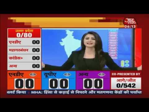 Lok Sabha Election Results LIVE: अबकी बार किसकी सरकार, बस थोड़ी देर और इंतजार