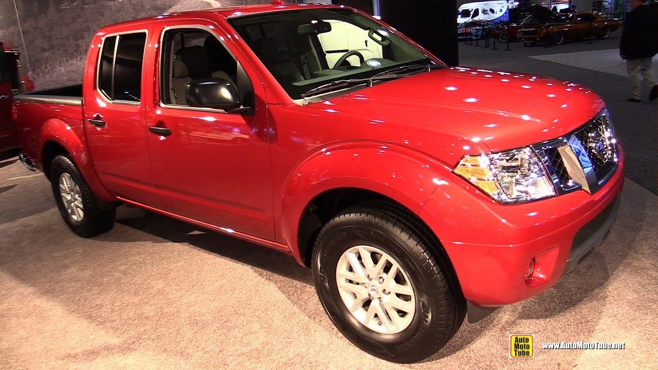 High Quality 2017 Nissan Frontier   Exterior And Interior Walkaround   2017 NY Auto Show