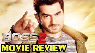 হল ফাটাচ্ছে বস ২! | জিৎ বস ২ বাংলা মুভি রিভিউ | Boss 2 Full Bangla Movie Review Jeet Subhashree