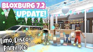 NEW BLOXBURG UPDATE 7.2 l ROBLOX