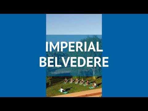 IMPERIAL BELVEDERE 4* Крит - Ираклион обзор – отель ИМПЕРИАЛ БЕЛЬВЕДЕР 4 Крит - Ираклион видео обзор
