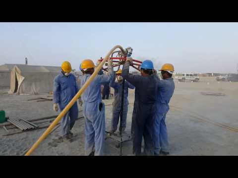 Seismic data acquisition system project