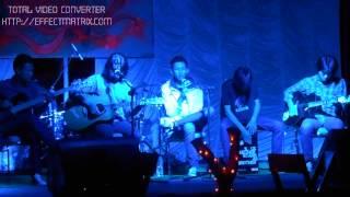 Gunmors - Suck It and See (Arctic Monkeys covers - Live at Ketapel Nada UNY)
