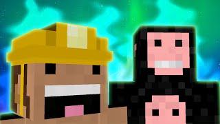 パンツとサルの遭難Minecraft - 黄昏の森1章 実況 - #1 前編