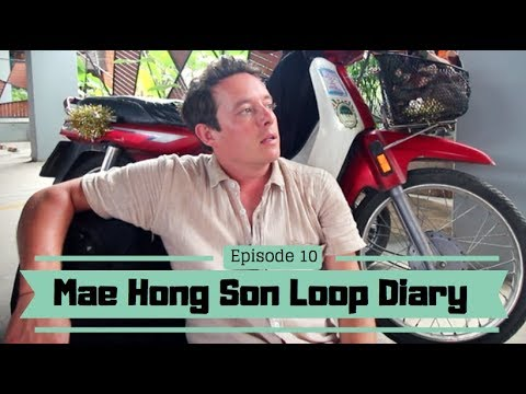 HOW TO TRAVEL THAILAND SOLO - A Backpacking Vlog Series - Mae Hong Son Loop - #10 Chiang Mai