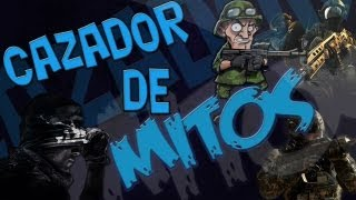 Cazadores de Mitos - Episodio 9