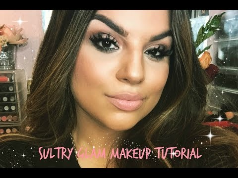 Sultry Glam Makeup Tutorial - Collab with Lacy Nicole