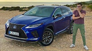 ЖДАЛИ 5 ЛЕТ: ПЕРВЫЙ ЛЕКСУС C CARPLAY! Тест-драйв и обзор обновленного Lexus RX 2020.