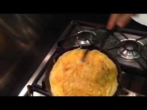 La tortilla de patatas chips de Ferran Adrià