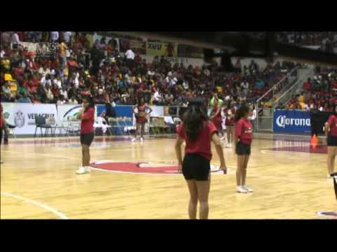 Halcones Veracruz VS Halcones Xalapa - Semifinal J1 - Parte