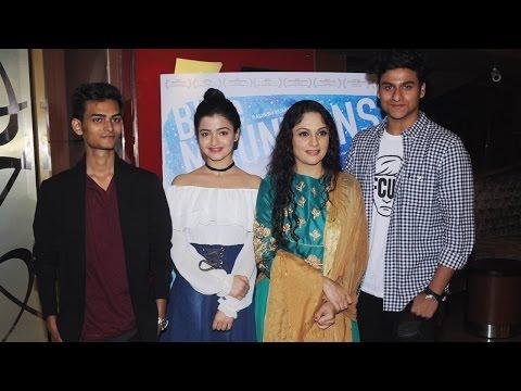 Blue Mountain Movie Special Screening | Gracy Singh, Ranveer Shauri