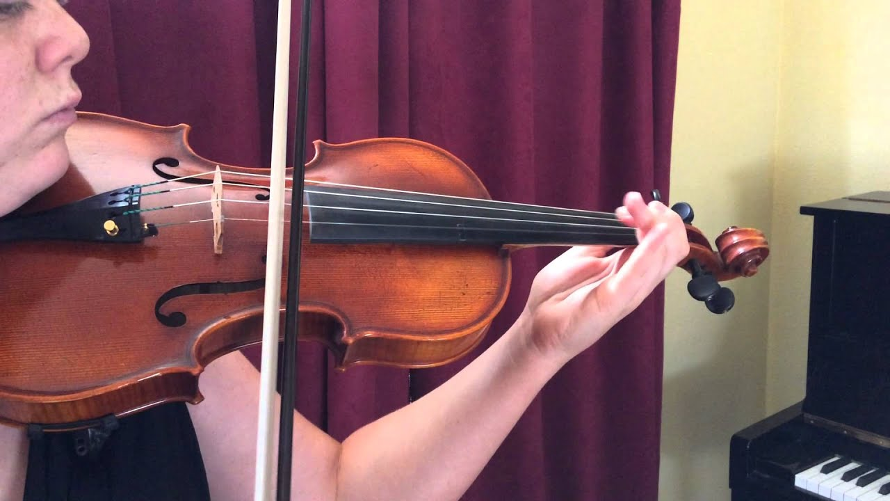 Heinrich Gill 58 Full Size Violin FOR SALE - YouTube