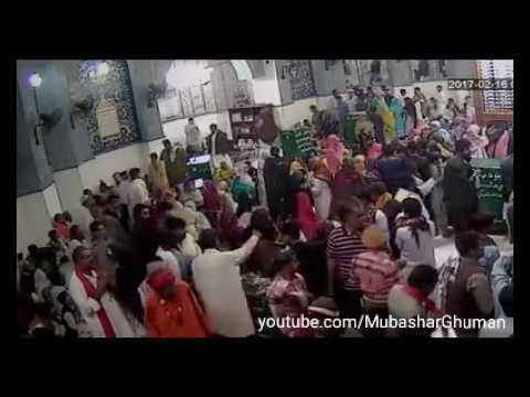 Sehwan Blast CCTV Footages - Exclusive