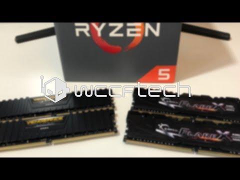 Ryzen 5 2400G Vega 11 Core Clock Vs Memory Speed