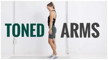 Low Impact ARMS Workout // No Equipment