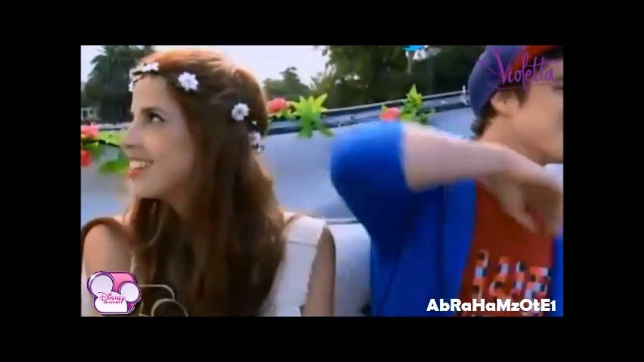 Violetta 2 maxi camila youtube - Violetta et maxi ...
