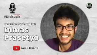 Diskusik Bersama Pakar Behavioural Dari IBEF Dimas B. prasetyo