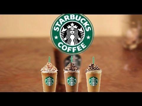 مشروب ستار بكس ايس وايت موكا Starbucks Drinks Youtube