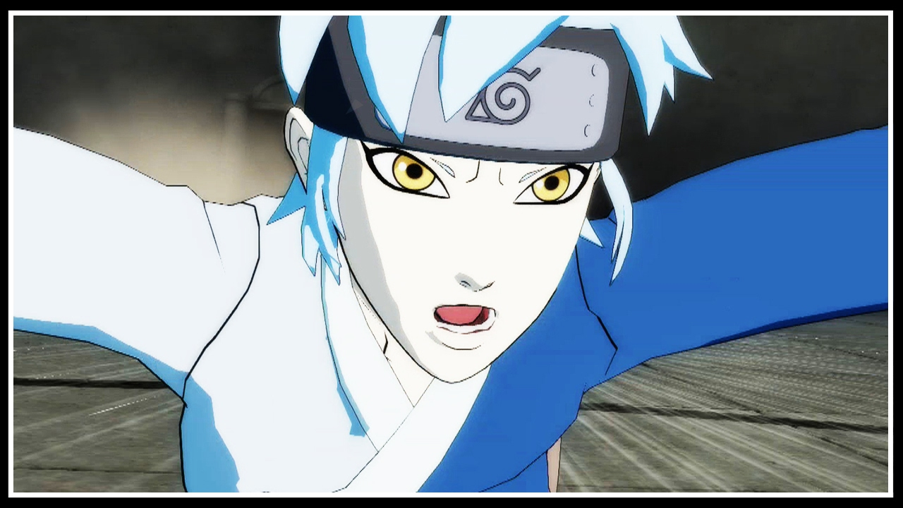 Son Of Orochimaru Mitsuki Online Ranked Matches Naruto Ultimate