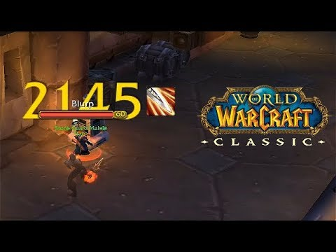 More Dagger Spec FUN | WoW Classic PvP Rogue
