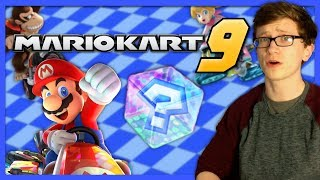 Mario Kart 9 Wish List - Scott The Woz
