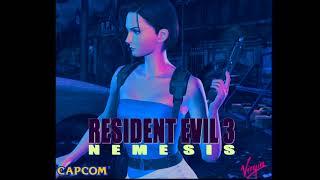 Resident Evil 3:Nemesis Wave O S T (バイオハザード3)