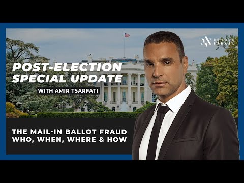 Amir Tsarfati: Post Election Special Update