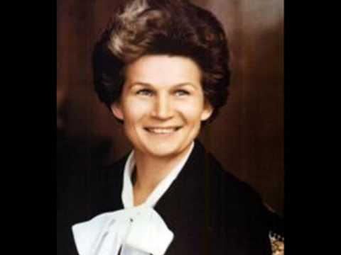 Valentina Vladimirovna Tereshkova - The First Woman in Space