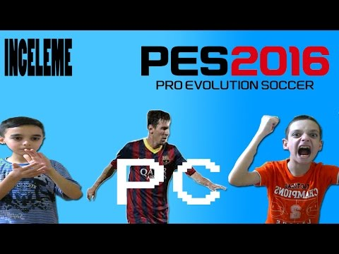 PES 2016 - Full PC - İnceleme