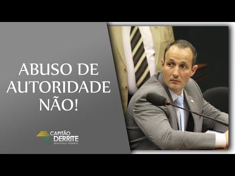 Abuso de autoridade   NÃO - Veta Bolsonaro