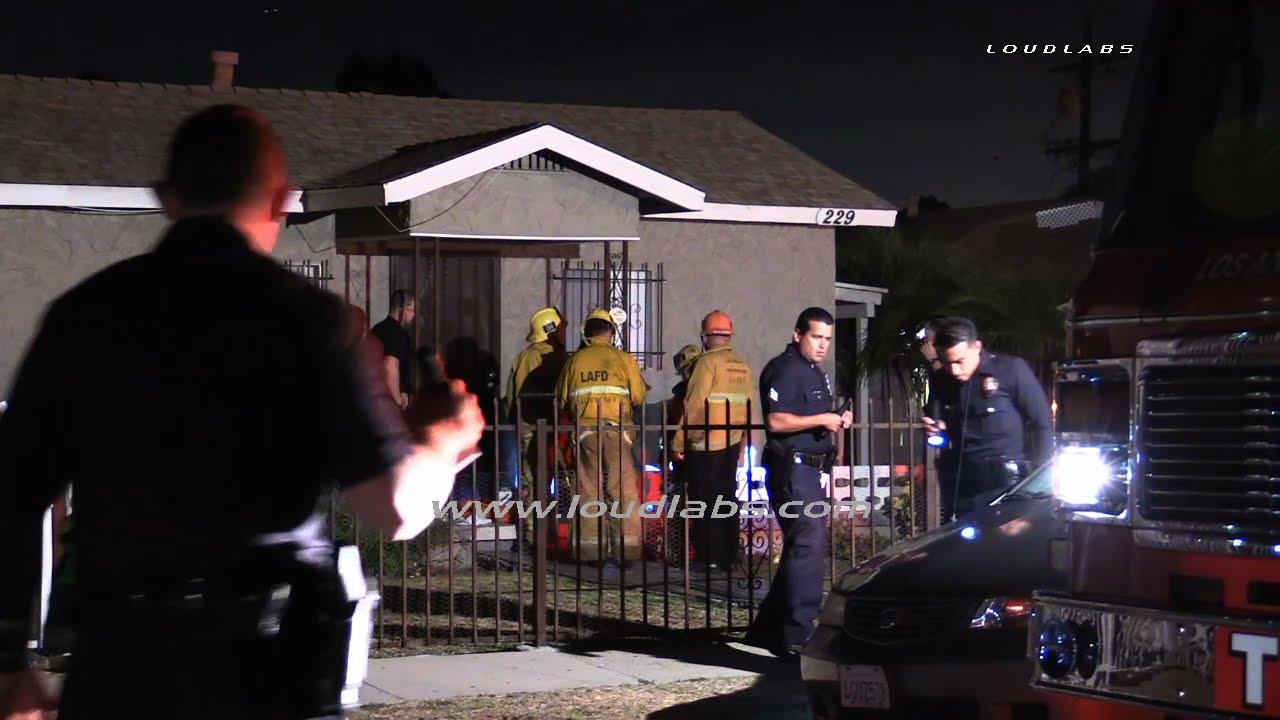 Shooting Raw Footage: Shooting @ 118th And San Pedro / Los Angeles RAW FOOTAGE