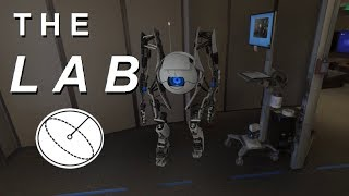 The Lab - A collection of VR experiments by Valve (full playthrough, no commentary)