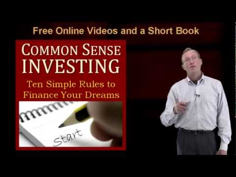 Ten Rules for Financing Life - Introduction to John Bogle's common sense investing