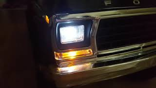 [RC카 LED] TRX-4 BRONCO LED Set